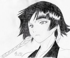 Bleach: Soi Fong by 19Skejciara10