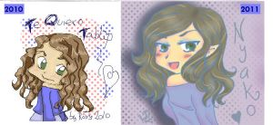 Improvement :o by Roxabelle