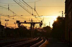 Train station by RukaHulla