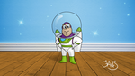 Buzz Lightyear by Luned13