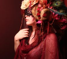 Artemis Headdress III by Pandora-Effekt