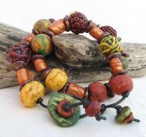Autumn Necklace by desertwind56