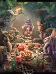 Alice is back.The Teaparty by J-Veng