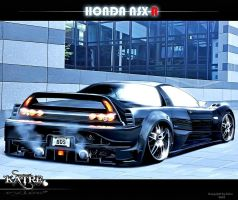Honda Nsx-R by katre-design