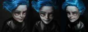 Monster High Garrott OOAK by ero-nel