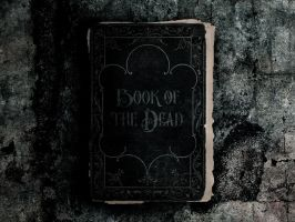 Book of the Dead by SPikEtheSWeDe