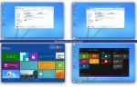 Windows 8 RTM Skin Pack by hawen005