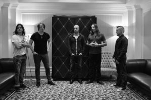 Daughtry XI backstage by TheSoftCollision