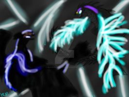 HTTYD-Clash of the Titans by BlackDragon-Studios