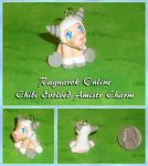 Ragnarok Online - Chibi Evolved Amistr Charm by YellerCrakka