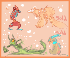 what the fug adoptables by HauntedHomo