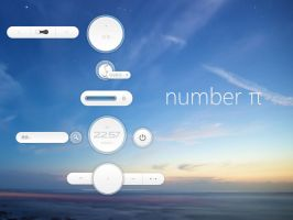 number pi for xwidget by qq416931658
