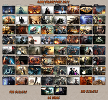 Game's Folder Pack 2011 by lewamora4ok
