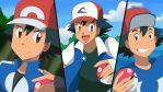 Ash Ketchum by TrainerAshandRed35