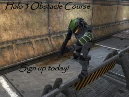 Obstacle Course by HylianForrunner