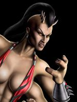 MK9 - Sheeva Render by Peenis-Mitten