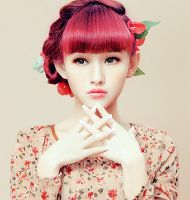 Beautiful Ulzzang girl by Ajy-chan