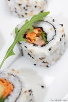 californian sushi by budislav