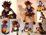 Finished Vei Sculpture by T-Tiger