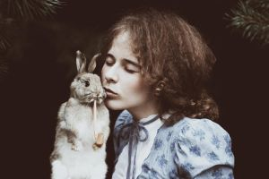 alice in wonderland.. . by laura-makabresku
