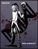 Mad Scientist ID thing by RoboticMasterMind