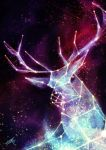 Stag Constellation by HunDrenus