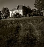 Road to the house to nowhere by Lilyarielle