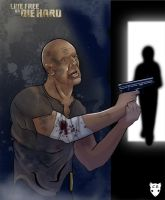 Live Free Die Hard by ChristopherDenney
