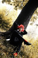 young Grell by Dantelian