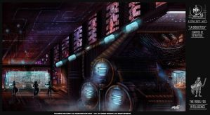 NSA CONCEPT ART THE LIBRARY 1 by VLADSPARTA