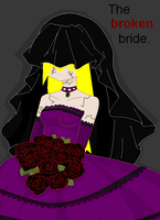 The Broken Bride (Random pic) by haileebailee123456