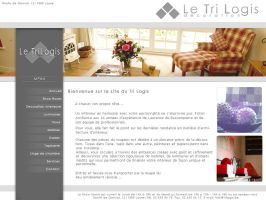 Tri Logis Website by oblivion-media