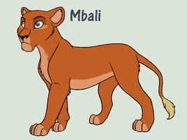 Mbali by Cece-Edgars-Sister