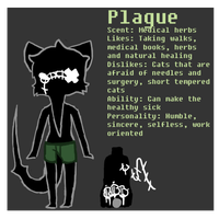 Plague ref by howlowl
