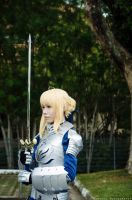 Saber GIFT version Mk II // 02 by Vega-Highwell