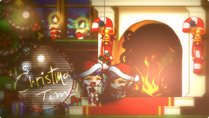 XMas COLLAB | It's Christmas Time! (Almost) by unanify