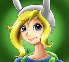 Fionna 2 by KevinWerty