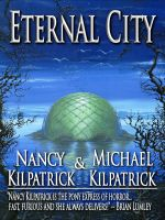 Eternal City cover by GothamGuardian