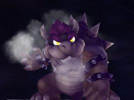 Subspace emmisary Bowser by nintenerd