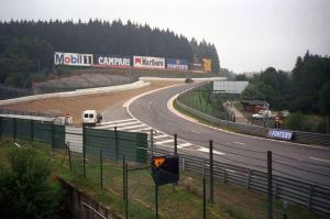 Eau Rouge (1995) by F1-history