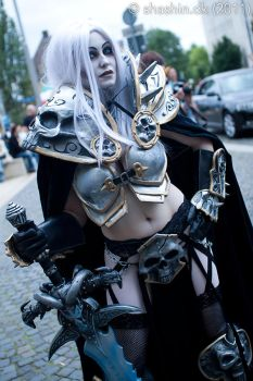 The Lich Queen by MortenW