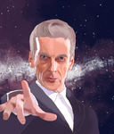 Doctor who - Peter Capaldi by PowermadMistress