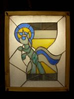 Colgate in Stained Glass by Fetchbeer