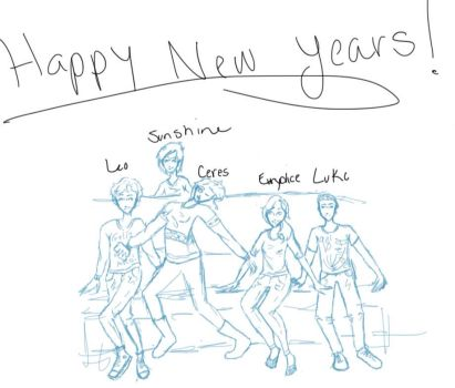 Happy late New Years! by Ceres1523