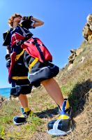 Scouting :--- Sora cosPlay ---: by Laurelin-CosPlay