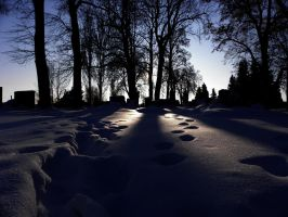 Cemeterie by Sudlice
