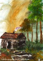 The Last House In The Village by Ludifico