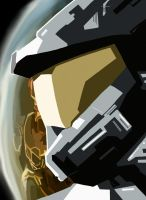 halo Reach by BigBabyLuc