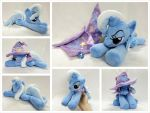 The Great and Powerful Trixie Beanie by equinepalette