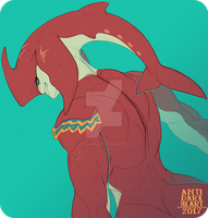 Sidon the Prince by Anti-Dark-Heart